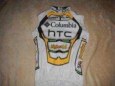 Original UCI Pro Tour Team Columbia Highroad Winter Thermo BIB Short Größe 3 Rar Fahrradbekleidung Hosen & Strumpfhosen