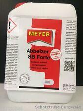 4x 3 Liter Meyer Abbeizer SB Forte Lackentferner Entlacker Abbeizmittel