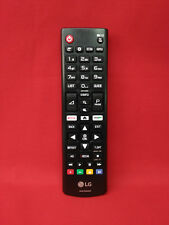Mando a Distancia Original TV LG FULL HD SMART // 43LJ594V // AMAZON - NETFLIX