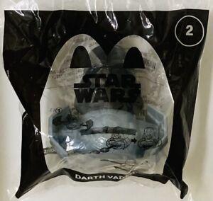 NIB McDonald's Happy Meal Toy Disney Star Wars Darth Vader 2021 #2
