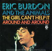 "Eric Burdon And The Animals* The Girl 7"" Single Mono Vinyl Schallplatte 47353"