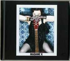 MADONNA - MADAME X Deluxe Edition EU 2x Cd Album Hardcover digipak New