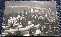 France Menton En Suvolant la Vielle Ville vue sur le Port - posted 1955