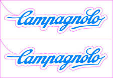Water Bottle Campagnolo Logo stickers