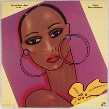 LOU DONALDSON: Sophisticated Lou US Blue Note Jazz Funk Soul LP Orig NM-