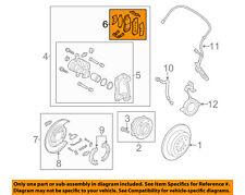 KIA OEM 11-13 Sorento Brake-Rear Pads 583020WA00