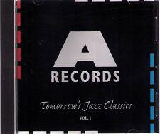 A RECORDS - Tomorrow's Jazz Classics Vol. 1 -  CD-Album  12 Titel