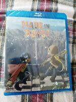 Made In Abyss BluRay BD Sentai Filmworks Official U.S. Release NEW SEALED
