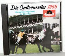 CD Die SPITZENREITER 1955 - Die deutschen Original-Hits der 50er Jahre