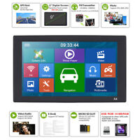9'' GPS Navigation 8GB Capacitive Touch Screen SAT NAV for Car Truck HGV