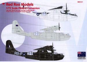 1/72 RED ROO; PB2B-2 Catalina Conversion & RAAF Decals