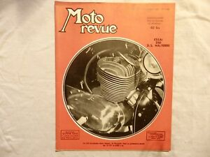 moto revue 1953 numero 1155