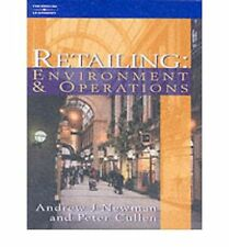 Retailing: Environment and Operations, Newman, Andrew & Cullen, Peter & Newman A