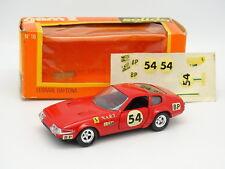 Solido 1/43 - Ferrari 365 GTB 4 Daytona Le Mans 1974 N°54