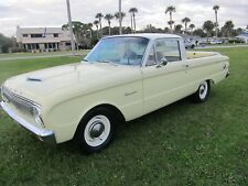 1962 Ford Ranchero Falcon