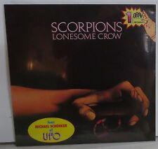 Scorpions Lonesome Crow LP Vinyl Record new reissue