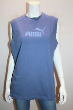 PUMA Brand Men's Blue Base Muscle Tee Size XL BNWT #TH20
