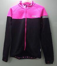 Zoot Ultra Cycle Megaheat Women Jacket Z1313001 Small Black Pink