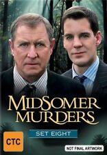Midsomer Murders : Season 8 (DVD, 2010, 4-Disc Set)