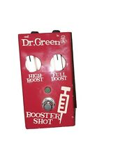More details for dr green booster shot boost pedal