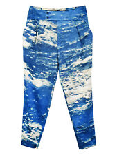 Issey Miyake Tapered Print Trousers