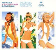 Hed Kandi - A Taste of Kandi Summer 2006 Digipak NEW SEALED