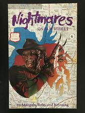 Freddy's Nightmares of Elm Street #6 Innovation Comic Book 1992 first printing