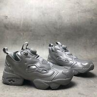 RRP £690 VETEMETS x REEBOK 3M Instapump Fury Sneakers