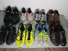 Wholesale Rehab Shoe Lots 8 Mixed Pairs Trial Running Sneakers Great Condion