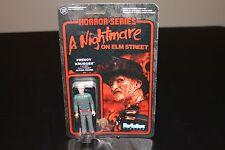 Freddy Krueger Nightmare on Elm Street ReAction Funko action figure MOC