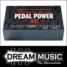Voodoo Lab Pedal Power AC Isolated Power Supply For AC Pedals RRP$359
