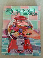 Computer Software SOFTSEL Product Encyclopedia 1985 Apple Mac IBM PC Commodore