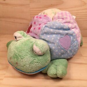 "JOLLY THE FROG ""Green"" Beautiful Cuddly Animal Soft Toy Stuffed Friend (Korimco)"
