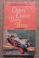CHITTY CHITTY BANG BANG Ian Fleming 1969 Scholastic SBS Movie Tie-In Paperback