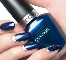 NEW! CUCCIO Nail Polish ON THE NILE BLUE ~ Inky Dark Blue