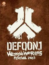 DEFQON.1: WEEKEND WARRIORS FESTIVAL 2013 USED - VERY GOOD BLU-RAY/DVD