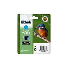 Epson Kingfisher T1592 UltraChrome Hi-Gloss2 Cyan Ink Cartridge for R2000