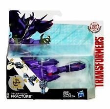 Transformers Robots In Disguise One-step Changers Figure Fracture W3 NEW