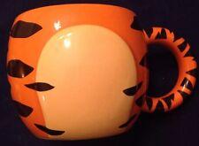 Beautiful Disney Stores Large Tigger Figural Coffee Mug FREE SHIPPING