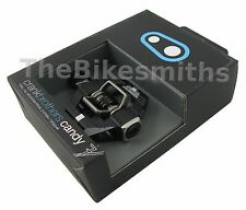 Crank Brothers Candy 7 Black Mountain Bike Clipless Premium Pedals & Cleats