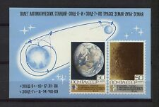 Russia 1969 SG#MS3758 Space Exploration MNH M/S