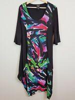 [ TS TAKING SHAPE ] Womens 3/4 Sleeves Dress | Size XS or AU 16 / US 12