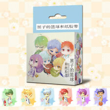 Anime Kuroko No Basket Cosplay DIY Paper Maksing Washi Tape Stickers
