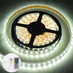 44 Key IR Remote Controller RGB Control Box DC 12V For LED 3528/5050 Strip Li MW