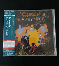 Queen - A Kind Of Magic SA-CD SHM NEU UIGY 9526 (Super Audio)