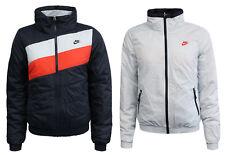 Nike Sportswear Reversible Womens Full Zip Funnel Collar Jacket 380309 453 M5