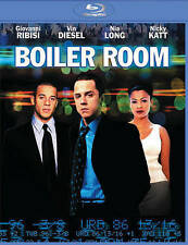 Boiler Room (Blu-ray Disc, 2014) - NEW!!