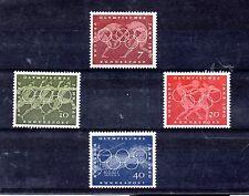 Alemania federal Olimpiada Roma año 1960 (BN-901)