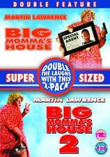 Big Momma's House/Big Momma's House 2 DVD (2006) NEW SEALED