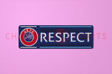 UEFA Respect 2012-2014 Sleeve Soccer Patch / Badge